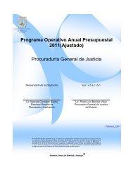 Procuraduría General de Justicia - Gobierno del Estado de Morelos