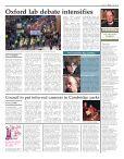The Oxbridge Gap - Varsity - Page 5