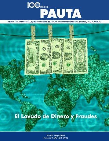 El Lavado de Dinero y Fraudes - ICC México