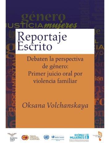 Descargar PDF - Programa de Equidad de Género en la Suprema ...