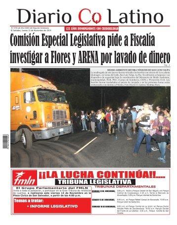 Edición 13 de Noviembre de 2014