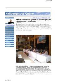 FW-Bildungskongress in Hallbergmoos - Freie Wähler Landkreis ...
