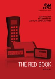 THE RED BOOK - Bopla