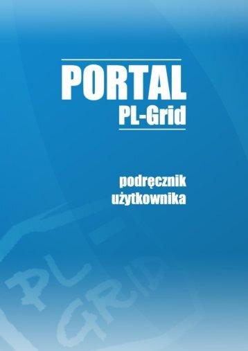 3 Proces rejestracji Użytkownika Portalu - Projekt PL-Grid ...