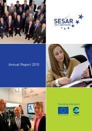 SESAR Annual Report 2010