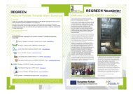 Find out the latest news of the RE-GREEN project in the third edition ...