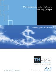 download the PDF - TM Capital Corp.