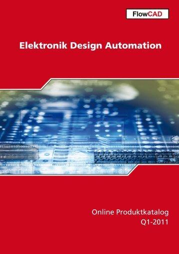 FlowCAD Produkt Katalog 2009