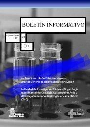 439828-Nº 4 Boletin Informativo I+D+i septiembre 2014
