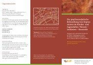 Konferenz 2012 - Vereinigung Analytischer Kinder