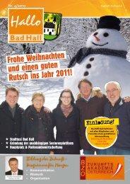 Frohe Weihnachten und einen guten Rutsch ins Jahr 2011! - BZÖ ...