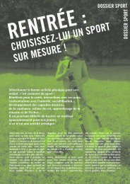 sport - Site officiel de la ville de Rosny-sous-Bois