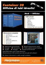 Container 20 - Heizmann AG