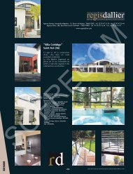 DALLIER Regis - L'Architecture