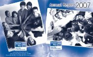 Annual Report - The United Way of Gloucester County