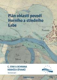 C.3. Cíle ochrany vod jako složky životního prostředí - Extranet - Kraj ...