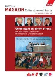 Ausgabe | 10 | 2007 - Landesbeamte