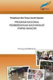 PNPM Mandiri Tanya Jawab FAQ.pdf - psflibrary.org
