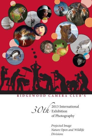 30th Exhibition - Ridgewood Camera Club