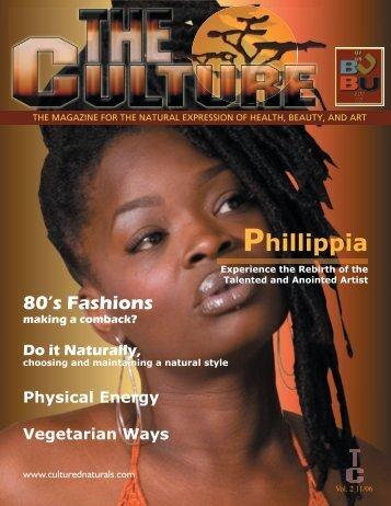 Spring 07 - Cultured Naturals