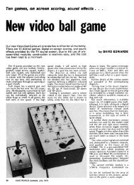 Video Pong Game - The MESSUI Place