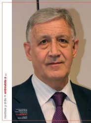 normas y d-tic entrevista a ... - Revista DINTEL Alta Dirección