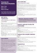 english language courses - Edinburgh's Telford College - Page 2