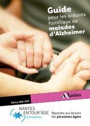 malades d'Alzheimer - Uriopss Pays de la Loire