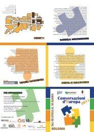 Scarica il programma di tutte le iniziative - Urban Center
