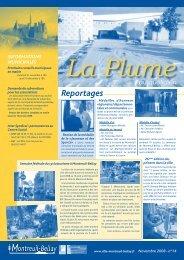 parution n°14 - octobre 2008 - Montreuil-Bellay