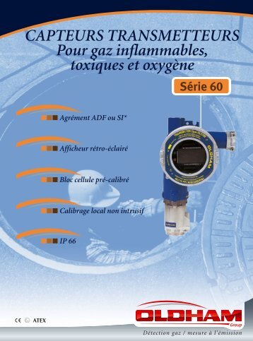 Documentation commerciale - Gas Alarm Systems