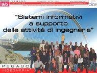 03 PEGASO GESTIONE INFORMAZIONI.pdf - Ordine degli ...