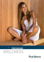 WELLNESS - Poly system
