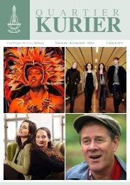 3. Quartal 2013 - Carl-Toepfer-Stiftung