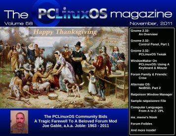 November 2011 - From: ibiblio.org