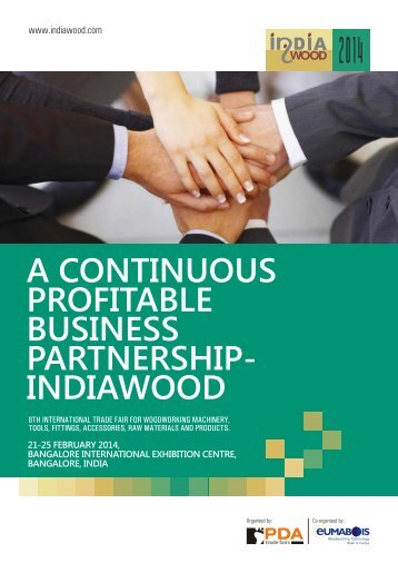 INDIAWOOD 2014 BROCHURE - SINGAL PAGE