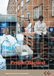 2008 Projekt Bagland - evaluering.indd