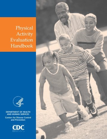 Physical Activity Evaluation Handbook - Centers for Disease Control ...