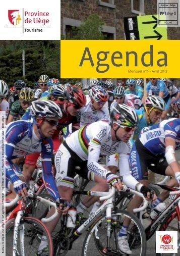 Mensuel n°4 - Avril 2013 - Fédération du Tourisme de la Province ...