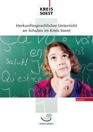 Herkunftssprachlicher Unterricht an Schulen im Kreis Soest