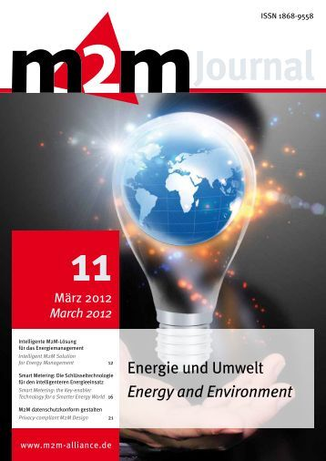 Download Heft 11/2012 - M2M Alliance
