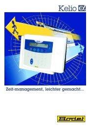 Infos - Borsari + Meier AG
