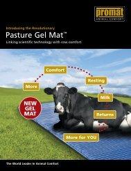 Pasture Gel Mat™