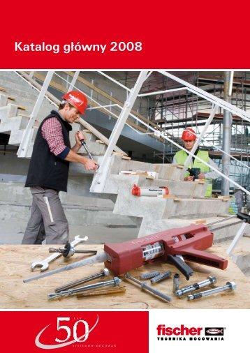 Katalog główny 2008 - fischer