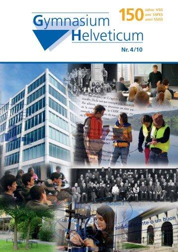 Gymnasium Helveticum - vsg