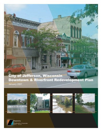 Downtown & Riverfront Redevelopment Plan - City of Jefferson