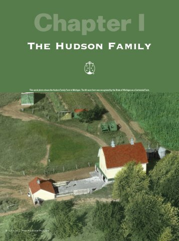 Hudson History - Celebrating a Century of Improving ... - HD Hudson