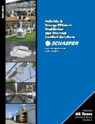 view the entire 2011 schaefer ventilation catalog! - Calf Climate
