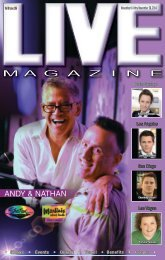 LIVE MAGAZINE VOL 8, Issue #196 November 14th THRU November 28th, 2014