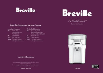 the Chill Control™ - Appliances Online